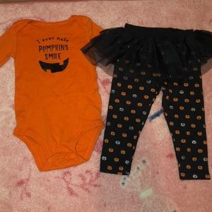 Other - ADORABLE halloween outfit // NWOT // 9 months